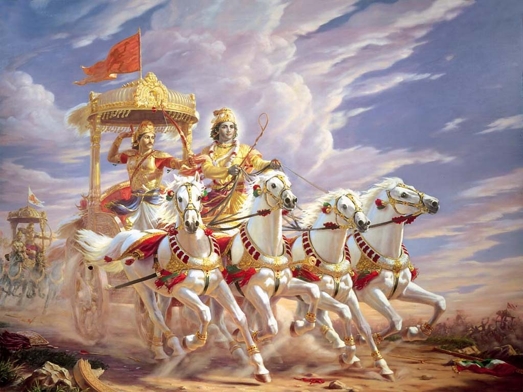 Why Did Krishna Choose Arjuna Over Bhishma Drona Karna The Hindu Perspective