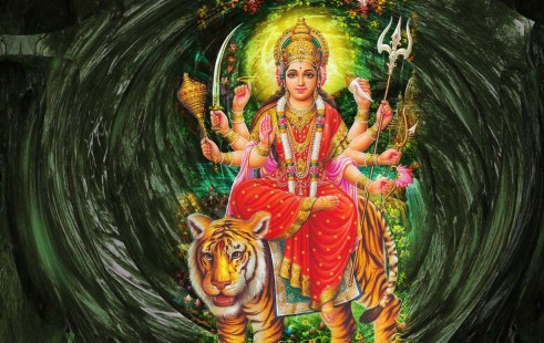 Durga-Navratri-Wallpaper