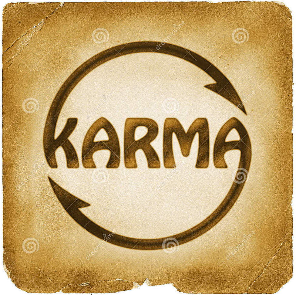 A Tale of Two Neighbours & the Mysteries of Karma